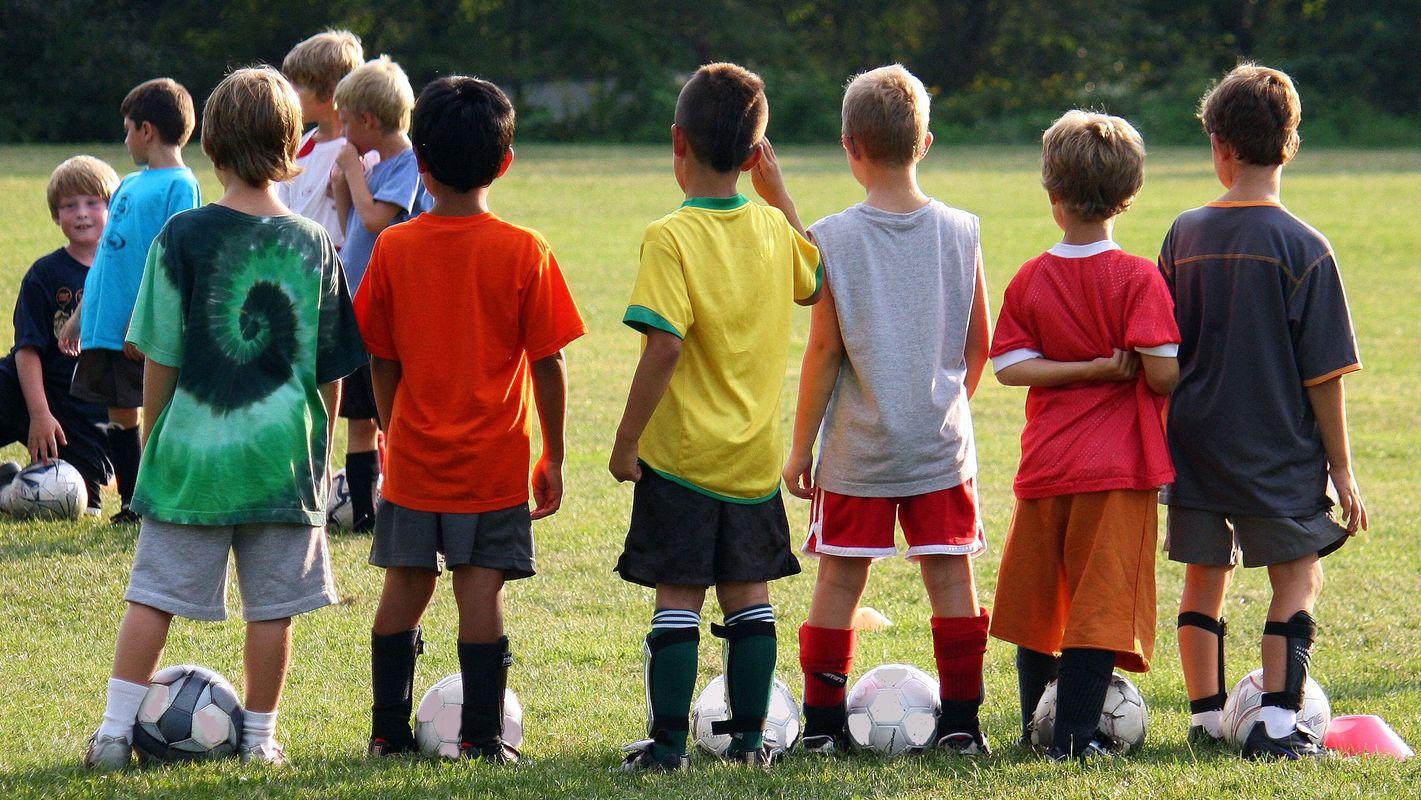 deporte hijos